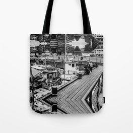 Oslo Wharf Tote Bag