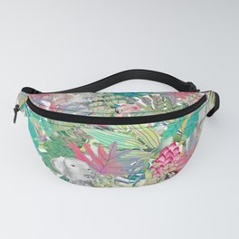 TROPICAL WEIM Fanny Pack