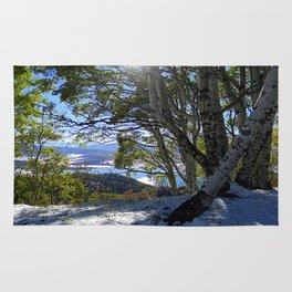 Fall in the Rockies Rug