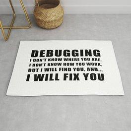 Debugging Rug
