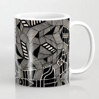 marina and the diamonds Mugs featuring - marina - by Magdalla Del Fresto