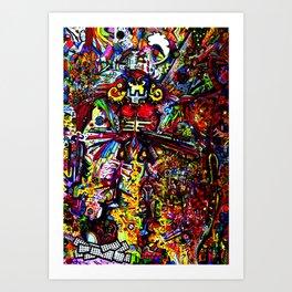 Beautiful Predators Art Print