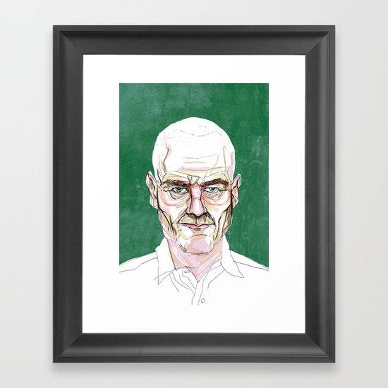 Walter Sr. Framed Art Print
