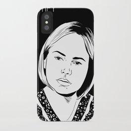 Tawney iPhone Case