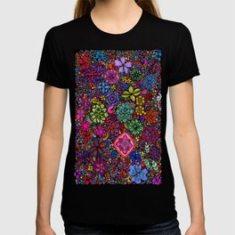 Flowers on the Brain T-shirt