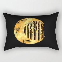 Nature moon Rectangular Pillow