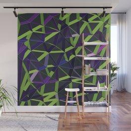 3D Futuristic GEO Lines XIV Wall Mural