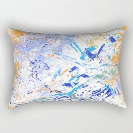 Paper cut Rectangular Pillow