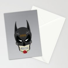 Bat-Man Sugar Skull Stationery Cards