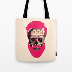 THE AUTUMN BIKER Tote Bag