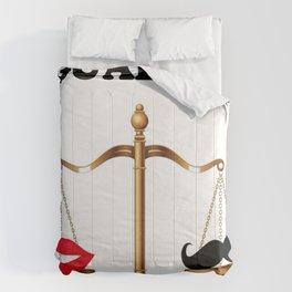 Igualdad Comforters