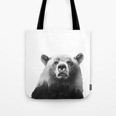 Big Bear #3 Tote Bag