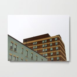 Sunday Symmetry Metal Print