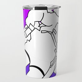 Bisexual Space Explorer Travel Mug