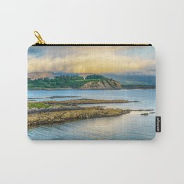 Sneem shoreline, County Kerry, Ireland Carry-All Pouch