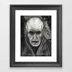 Orlok the Plaguebringer Framed Art Print