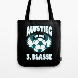 Children Back To School Hobby Soccer Tote Bag