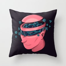 Platonic Throw Pillow