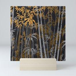 Bamboo 5 Mini Art Print