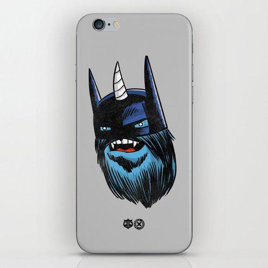 Yeticorn Comic Heroes series: the Batman!  iPhone & iPod Skin