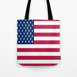 Flag of USA - American flag, flag of america, america, the stars and stripes,us, united states Tote Bag