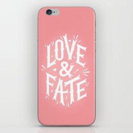 Love & Fate iPhone Skin
