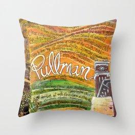 Pullman Throw Pillow