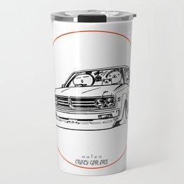 Crazy Car Art 0222 Travel Mug