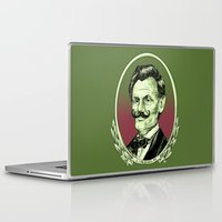 lincoln Laptop & iPad Skins featuring Lincoln by Esteban Ruiz