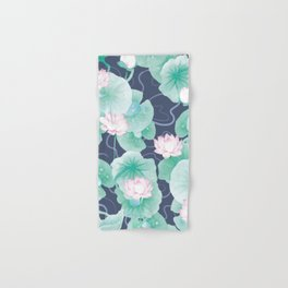 Lotus Lake Hand & Bath Towel