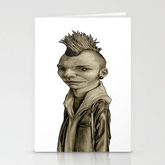 Freddy Stationery Cards