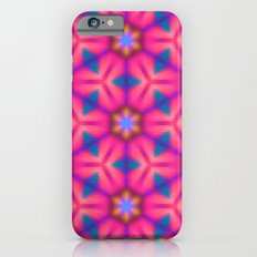 Kaleidoscope Floral Slim Case iPhone 6s