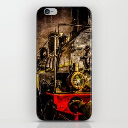 Old Timer Steam Train iPhone Skin