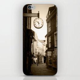 York, England iPhone Skin