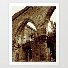 Bermuda Arches Art Print