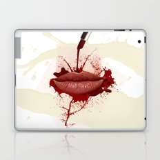 RED LIPS!  Laptop & iPad Skin