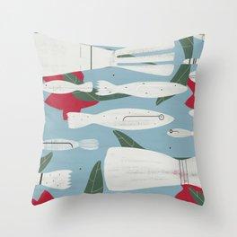 pesci Throw Pillow