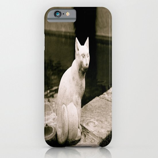 Concrete Cat iPhone & iPod Case