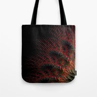 terry fan Tote Bags featuring Fan by LoRo  Art & Pictures