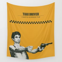 taxi driver, you talkin' to me? Wall Tapestry