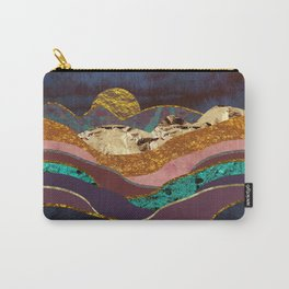 Color Fields Carry-All Pouch