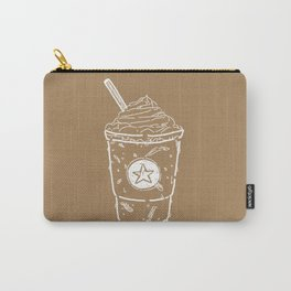 Iced Coffee (mainichi) Carry-All Pouch