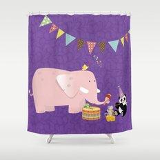 Music Band Shower Curtain