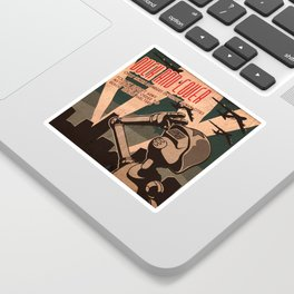 Propaganda Series 2 Sticker