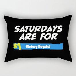 Fortnite Victory Royale Rectangular Pillow
