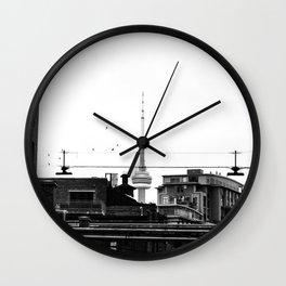 Decisive Wall Clock