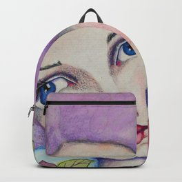 SASS Girl - Lucy - SASS = Strong and Super Smart Backpack
