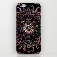 chakra iPhone & iPod Skins featuring CHAKRA by Spectronium - Art by Pat McWain