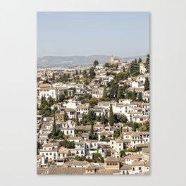 Granada Canvas Print