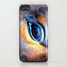 eye of horse iPod touch Slim Case